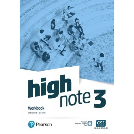 High Note (Global Edition) 3 Workbook