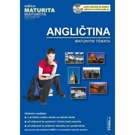 Angličtina - Maturitní témata + audio online