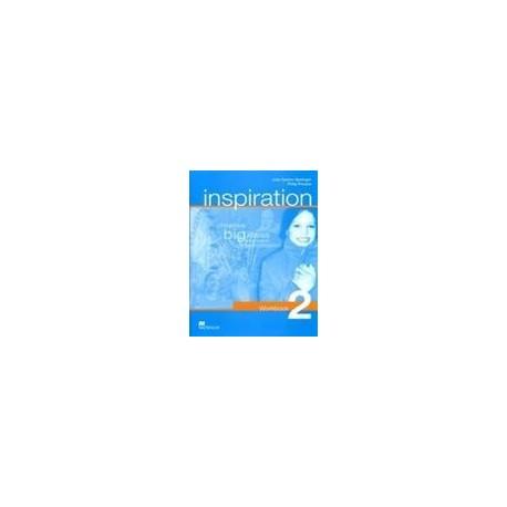 Inspiration 2 Activity Book Macmillan 9781405029414