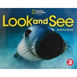 Look and See 3 Activity Book