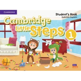 Cambridge Little Steps 1 Student's Book