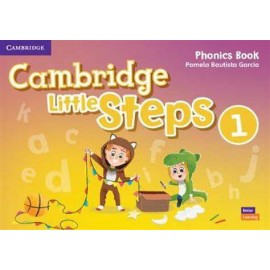 Cambridge Little Steps 1 Phonics Book