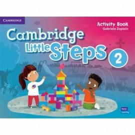 Cambridge Little Steps 2 Activity Book