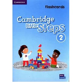 Cambridge Little Steps 2 Flashcards