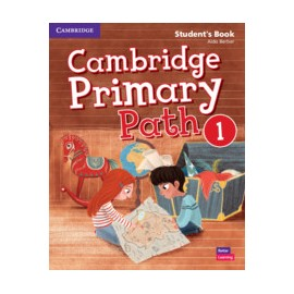 Cambridge Primary Path 1 Student's Book with Creative Journal
