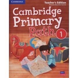 Cambridge Primary Path 1 Teacher's Edition
