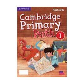 Cambridge Primary Path 1 Flashcards