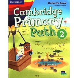 Cambridge Primary Path 2 Student's Book with Creative Journal