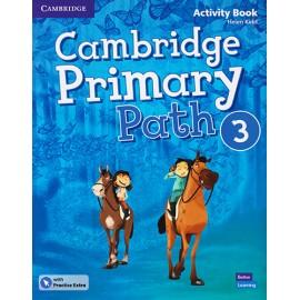Cambridge Primary Path 3 Activity Book with Practice Extra