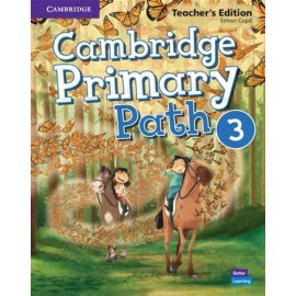 Cambridge Primary Path 3 Teacher's Edition