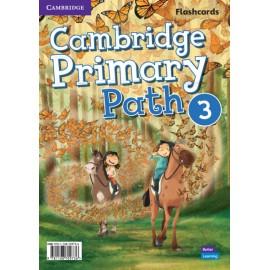 Cambridge Primary Path 3 Flashcards