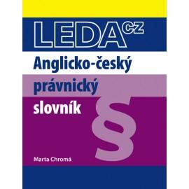 Anglicko český právnický slovník