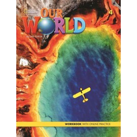 Our World 3 Second Edition Workbook with Online Practice