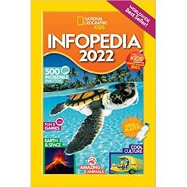 National Geographic Kids Infopedia 2022