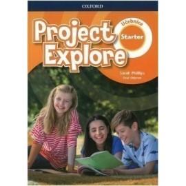 Project Explore Starter Student's book CZ