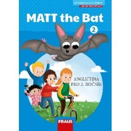 MATT the Bat 2 Hybridní pracovní učebnice