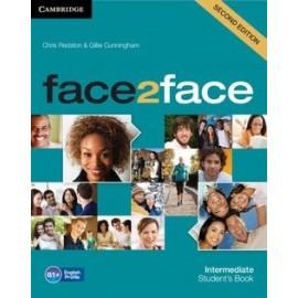 face2face Intermediate Second Ed. Student's Book