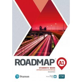 Roadmap Starter/A1 Students' Book with digital resources and mobile app