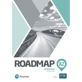 Roadmap Elementary/A2 Workbook with answer key and online audio