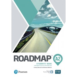 Roadmap Elementary/A2 Students' Book with digital resources and mobile app