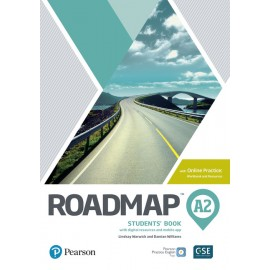 Roadmap Elementary/A2 Students' Book with digital resources and mobile app with Online Practice