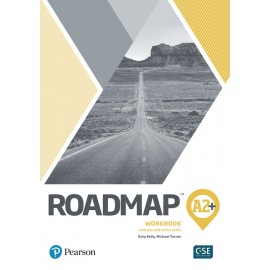 Roadmap Pre-intermediate/A2+ Workbook with answer key and online audio