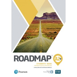 Roadmap Pre-intermediate/A2+ Students' Book with digital resources and mobile app