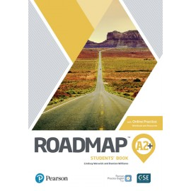 Roadmap Pre-intermediate/A2+ Students' Book with digital resources and mobile app with Online Practice