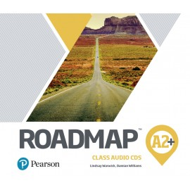 Roadmap Pre-intermediate/A2+ Class CD