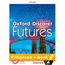 Oxford Discover Futures 1 Student Book eBook