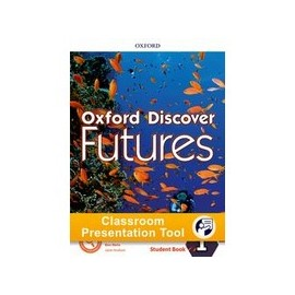 Oxford Discover Futures 1 Classroom Presentation Tool Student's eBook