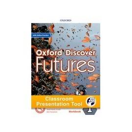 Oxford Discover Futures 1 Classroom Presentation Tool eWorkbook