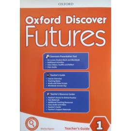 Oxford Discover Futures 1 Teacher's Pack with Classroom Presentation Tool