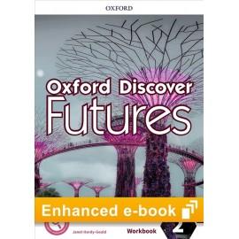 Oxford Discover Futures 2 Workbook eBook