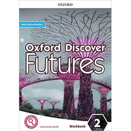 Oxford Discover Futures 2 Workbook with Online Practice