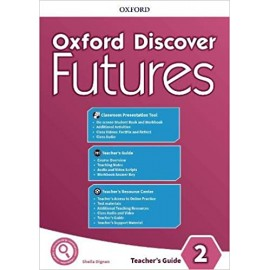 Oxford Discover Futures 2 Teacher's Pack with Classroom Presentation Tool