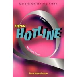 New Hotline Starter Teacher's Book