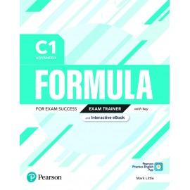 Formula C1 Advanced Exam Trainer With Key and Interactive eBook