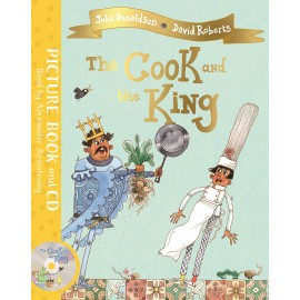 The Cook and the King : Book and CD Pack