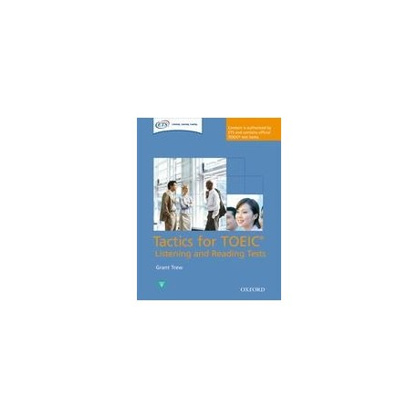 Tactics for TOEIC Listening and Reading Tests Oxford University Press 9780194529594