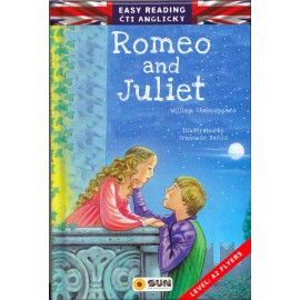 Easy Reading Romeo and Juliet Level A2