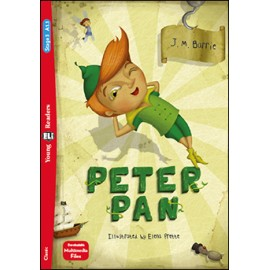 Young Eli Readers Stage 3 Peter Pan + Downloadable Multimedia
