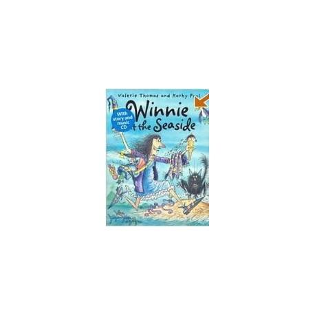 Winnie at the Seaside + CD Oxford University Press 9780192727251