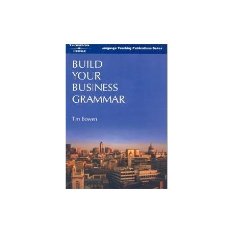 Build Your Business Grammar Thomson 9781899396450