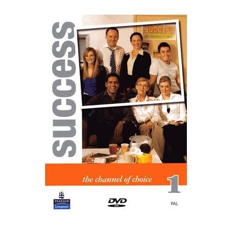 Success Elementary DVD Longman 9781405843775