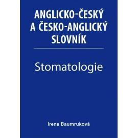 Anglicko-český a česko-anglický slovník - Stomatologie