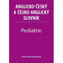 Anglicko-český a česko-anglický slovník - Pediatrie
