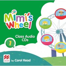 Mimi's Wheel Level 1 Audio CD
