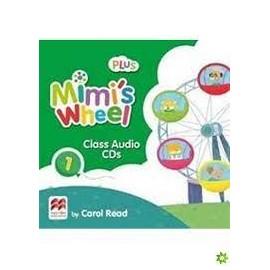Mimi's Wheel Level 1 Audio CD Plus