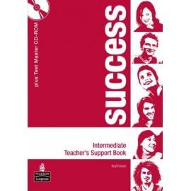 Success Intermediate Teacher's Book + Test Master CD-ROM